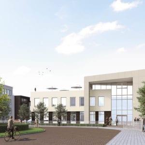 's-Hertogenbosch, herontwikkeling kantoorpand