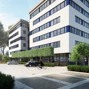 Capelle aan den IJssel, transformatie kantoorpand