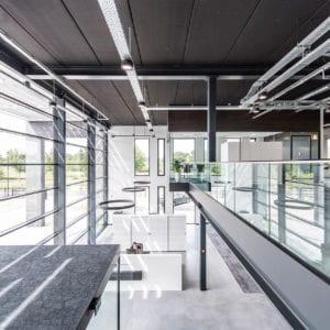 Veldhoven, hoofdkantoor B&G Hekwerk